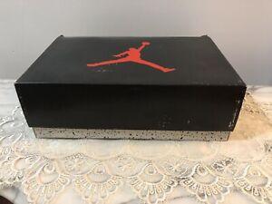 Nike Air Jordan VII Michael Jordan Air-Sole Sneakers Box only