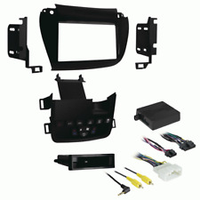 Metra 99-6520B Single/Double Din Dash Kit For 2011-Up Dodge Journey w/ Harness