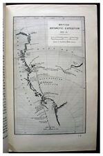 1913 Evans - BRITISH ANTARCTIC EXPEDITION - Death of Captain Scott - 7