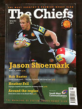 Exeter Chiefs Rugby Club Magazine: Issue 4, Spring 2012