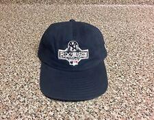 2001 Yankees AL East Division Champs Hat alds cap snapback jeter judge program