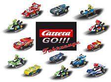 Carrera GO /GO+ Slotcar Movie, Fantasy, Comic Auswahl Sortiment 2018 - 2021
