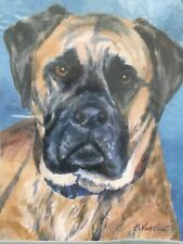 "Best/Breed~�Bull Mastiff�~Lg.28""x40 ""~Indoor/Outdoor~2 Layers~Usa~Fast Shipping"