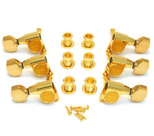 Gotoh Gold Sealed 3x3 Mini Guitar Tuners TK-7762-002