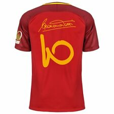 Maglia roma TOTTI NIKE last game 2017 Authentic version serie A limited edition