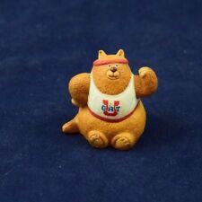 HALLMARK Merry Miniature  1986 Chuck Purrsonality U CAT Figurine Feline