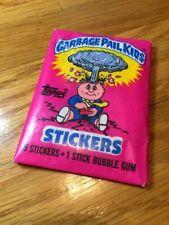 Topps 1985 1st Series Garbage Pail Kids
