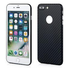 Custodia Cover Case Carbon PC 0,2 mm effetto Carbonio per Iphone Samsung Huawei