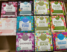 SCENTSY BATH BOMB many scents Pick your favorite scent SHIMMER LUNA PINK COTTON