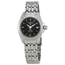 Tissot PRC 100 Black Dial Ladies Watch T008.010.11.051.00