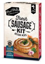 MAD MILLIE FRESH SAUSAGE KIT Artisan Meat Mince Mincing making make it gourmet