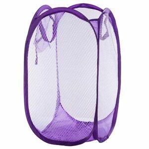 Basket Pop Up Dirty Clothes Bag Storage Baskets Clothes Hampers Laundry Hamper