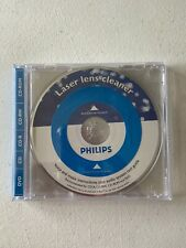 CD & DVD LASER LENS CLEANER by Philips,FREE SHIPPING