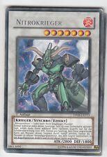 YU-GI-OH PLAYED Nitrokrieger Rare