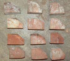 12 PRIMA BRIAR PIPE BLOCKS FOR PIPES PIPA PFEIFEN MADE ITALY MEDIUM/LARGE SIZE
