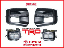 2016-2020 TOYOTA TACOMA TRD PRO RIGID INDUSTRIES LED FOG LIGHT KIT GENUINE OEM