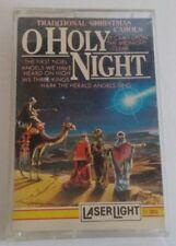 "Laserlight ""O Holy Night"" Traditional Christmas Carols Cassette Tape"