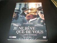 "DVD NEUF ""JE NE REVE QUE DE VOUS"" Elsa ZYLBERSTEIN, Hippolyte GIRARDOT"