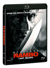 Blu Ray Rambo: Last Blood - (Blu Ray+Dvd) (2019) .......NUOVO