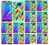 KoolKase Hybrid Silicone Cover Case for Samsung Galaxy Note 5 - Chevron Wave 57