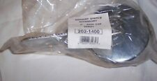 4 Inch Tractor Exhaust Silencer Weather Flap Cap Chrome New In Package