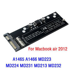 New SSD To SATA Disk Adapter Card For Apple PRO AIR A1466 A1465 A1398 A1425 Hot