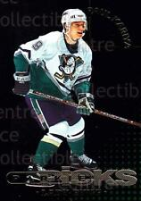1995-96 Parkhurst Parkie Trophy Picks #46 Paul Kariya, Lady Byng Trophy