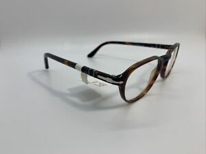 Persol Eyeglasses Frames 3053-V 24 Tortoise FLOOR MODEL 50mm 19mm 145mm