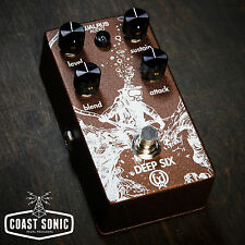 Walrus Audio Deep Six Compressor *Limited Edition Copper*