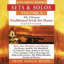 Olive Hurley  Sets & Solos Volume III - Olive H - CD  Irish Dancing / Riverdance