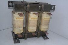 Siemens 4EP4206-2CB je 8,8V bei 250A 50Hz Transformator Trafo #5053