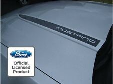 2010-2012 Ford Mustang Hood Spear Cowl Stripe graphic decal sticker package SSC