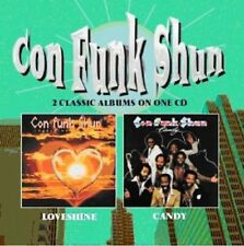 Con Funk Shun - Loveshine  Candy [CD]