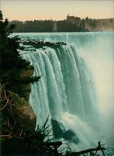New York. Niagara Falls P.Z. vintage photochromie,  photochromie, vintage phot
