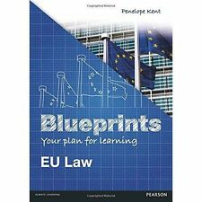 Blueprints: EU Law, Good Condition Book, Kent, Penelope, ISBN 9781408279021