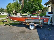 New listing Fishing boat and trailer