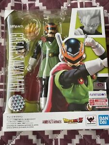 SH Figuarts Dragon Ball Z Great Saiyaman Action Figure DBZ NEW Sealed