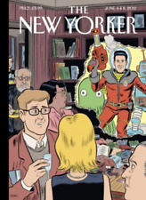 The New Yorker Magazine - June 4 & 11, 2012 - Ray Bradbury - Brand New & Unread