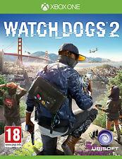 Watch Dogs 2 XBOX ONE IT IMPORT UBISOFT