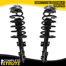 2003-13 Volvo XC90 Front Quick Complete Struts Assembly w/ Coil Springs & Mounts
