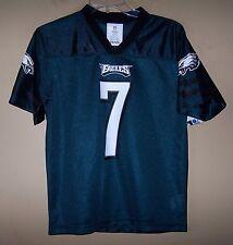 Youth Large 6925 PHILADELPHIA EAGLES Green #7 SAM BRADFORD Football Jersey Shirt