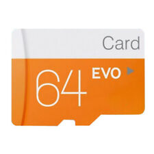 64GB High Speed Micro Flash SD/TF Card Memory Card for PC Mobile Phone Camera