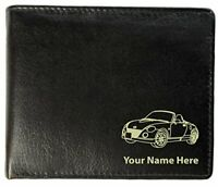 Personalised Mens Real Leather Wallet - Copen Design
