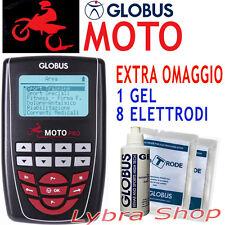 GLOBUS MOTO PRO elettrostimolatore Motocross Enduro Sterrati Strada Bikers 254pr