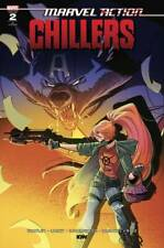 MARVEL ACTION CHILLERS #2 VARIANT 1:10 IDW COMICS