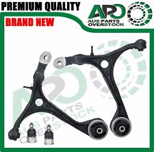Front Lower Left & Right Control Arms Ball Joints for Honda Odyssey RB 2004-2008