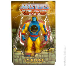 MOTUC Sy-Klone Masters of the Universe Classics 2014 He-Man Club Eternia