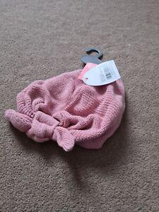 Baby Girls Pink Hat 0-3 Months TU