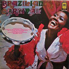 BRAZILIAN CARNIVAL 'Various' AMLB 1007 - Vinyl LP Album; UK 1970 - EX/VG+