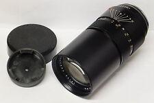Leica Leitz Telyt -R  4,0 / 250 mm Objektiv für Leica R Made in Canada